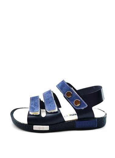 Nemesis Shoes Sandalet Mavi